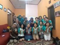 Kunjungan Organisasi Perempuan Korea