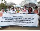 Bale Istri Ikut Terlibat Aksi Di Jakarta
