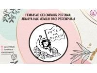 Gelombang Gerakan Feminisme – Bagian I