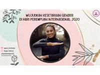 Merayakan International Women's Day 2020