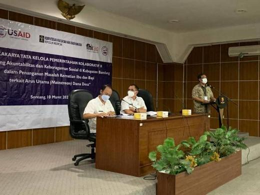 Perlu Dukungan Masyarakat untuk Menurunkan Angka Kematian Ibu dan Bayi di Kabupaten Bandung